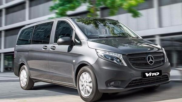 Por bajas ventas, Mercedes-Benz deja de producir el Vito