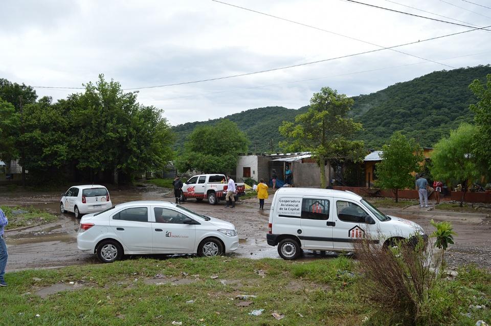Municipalidad de Salta activó el Protocolo de Lluvia