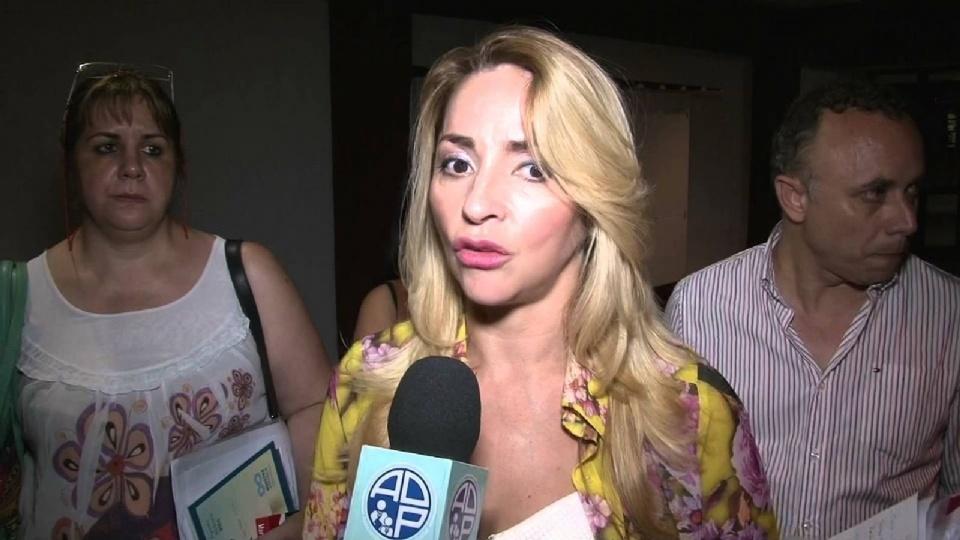 ADP llamaría a asamblea cuando termine la licencia de Argañaraz