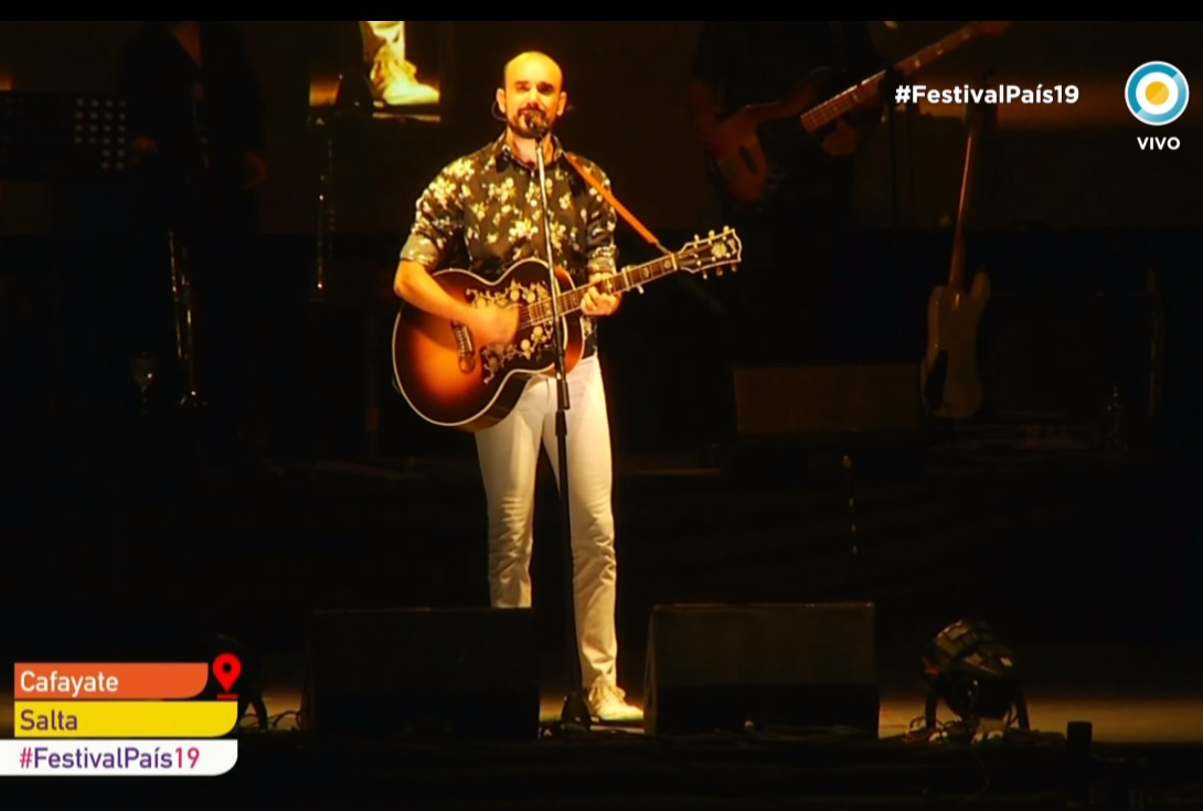 Serenata a Cafayate: Cerca de 13 mil personas participaron de la primera noche