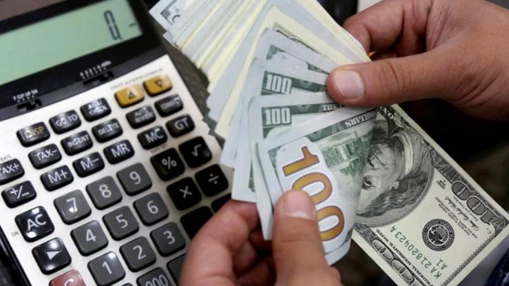 El dólar cerró la semana a $38,30 para la venta al público