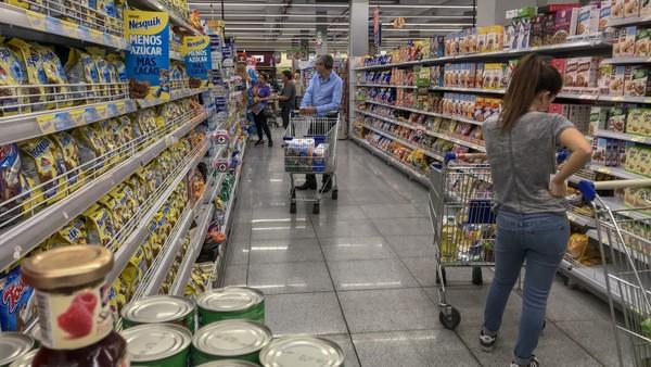 En once años, una canasta de productos pasó de $ 134 a $ 1.680