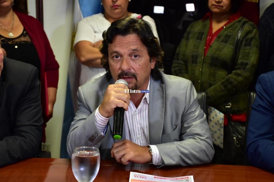 """Gustavo Sáenz sobre la operación en su contra: """"Era todo una infamia"""""""