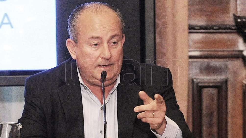 Juan Carlos Marino, acusado de abuso sexual, declinó su cargo en el Senado