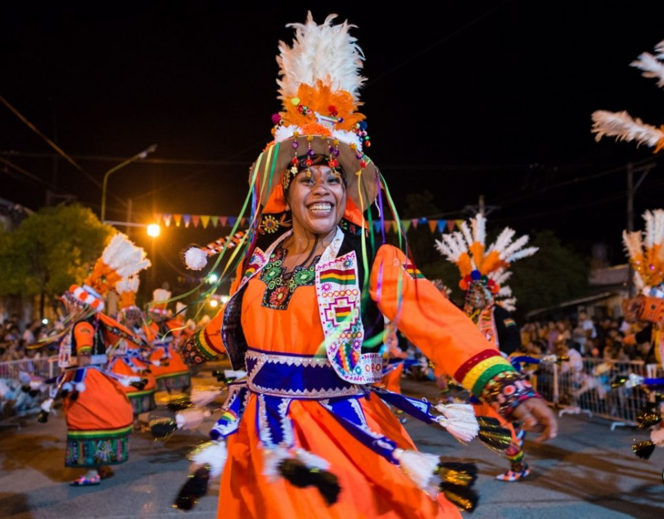 Carnaval: Los corsos esperan que la asistencia se duplique durante este fin de semana