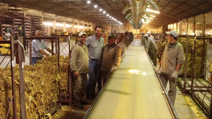 """José Urtubey: """"El sector tabacalero es el que más empleo genera en el norte"""""""