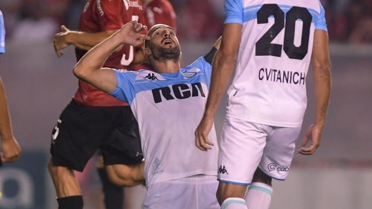 Racing le ganó el clásico a Independiente y es único líder de la Superliga
