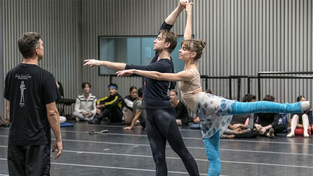 El Ballet Estable del Colón ofrece funciones en el Anfiteatro de Parque Centenario