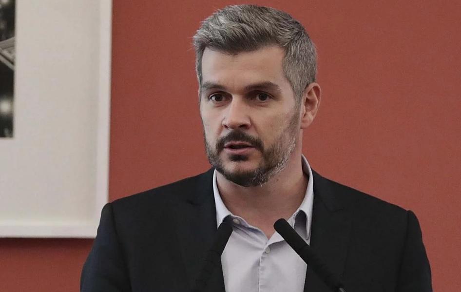 """Marcos Peña respaldó a Gustavo Sáenz: """"Son injustos los ataques que está recibiendo"""""""