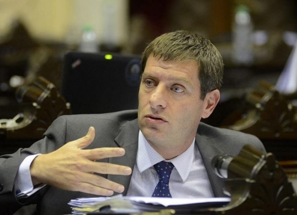 """David reafirma su precandidatura a gobernador: """"Estoy más seguro que nunca"""""""