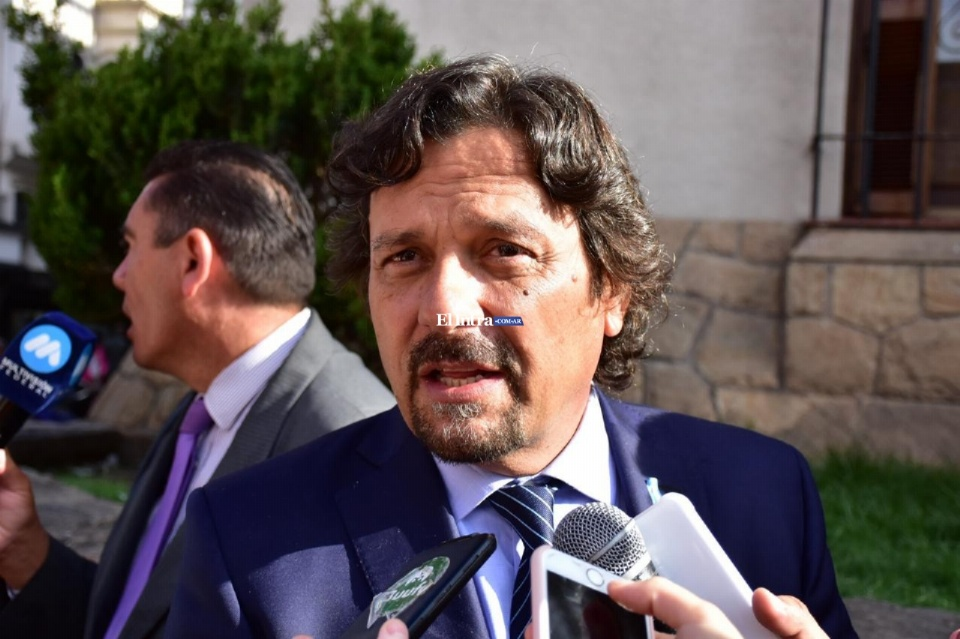 Mirá el descargo de Gustavo Sáenz tras conocer el procesamiento de D'Alessio