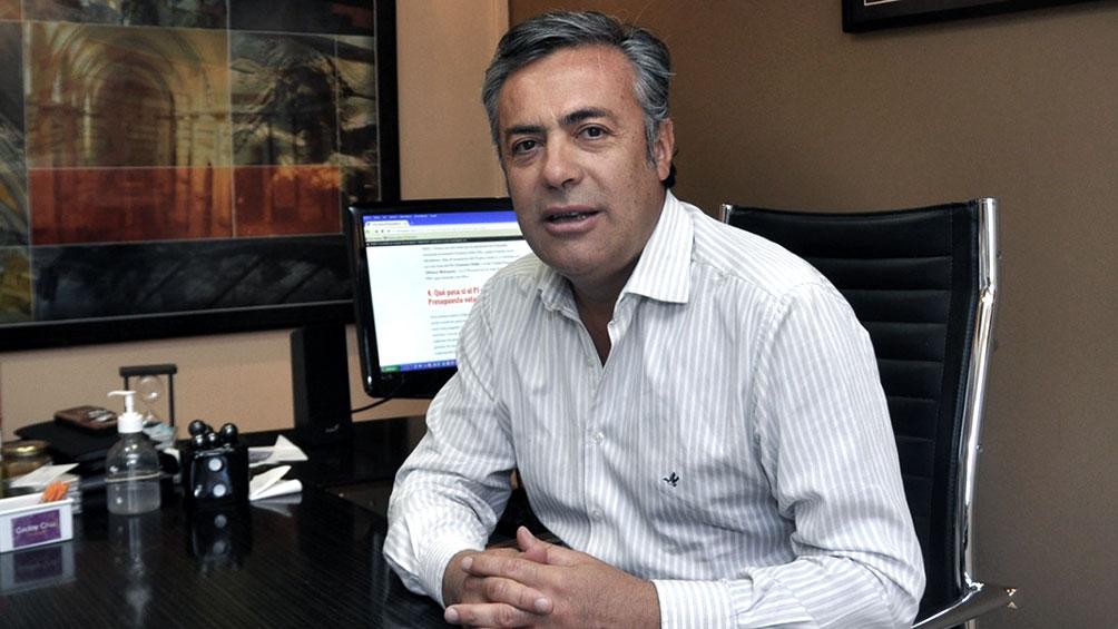 Cornejo: la UCR definirá entre abril y mayo si va a internas con PRO