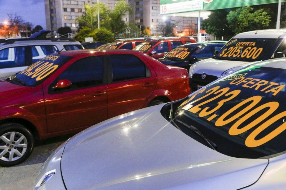 En Salta, las ventas de autos usados cayeron el 20% durante enero