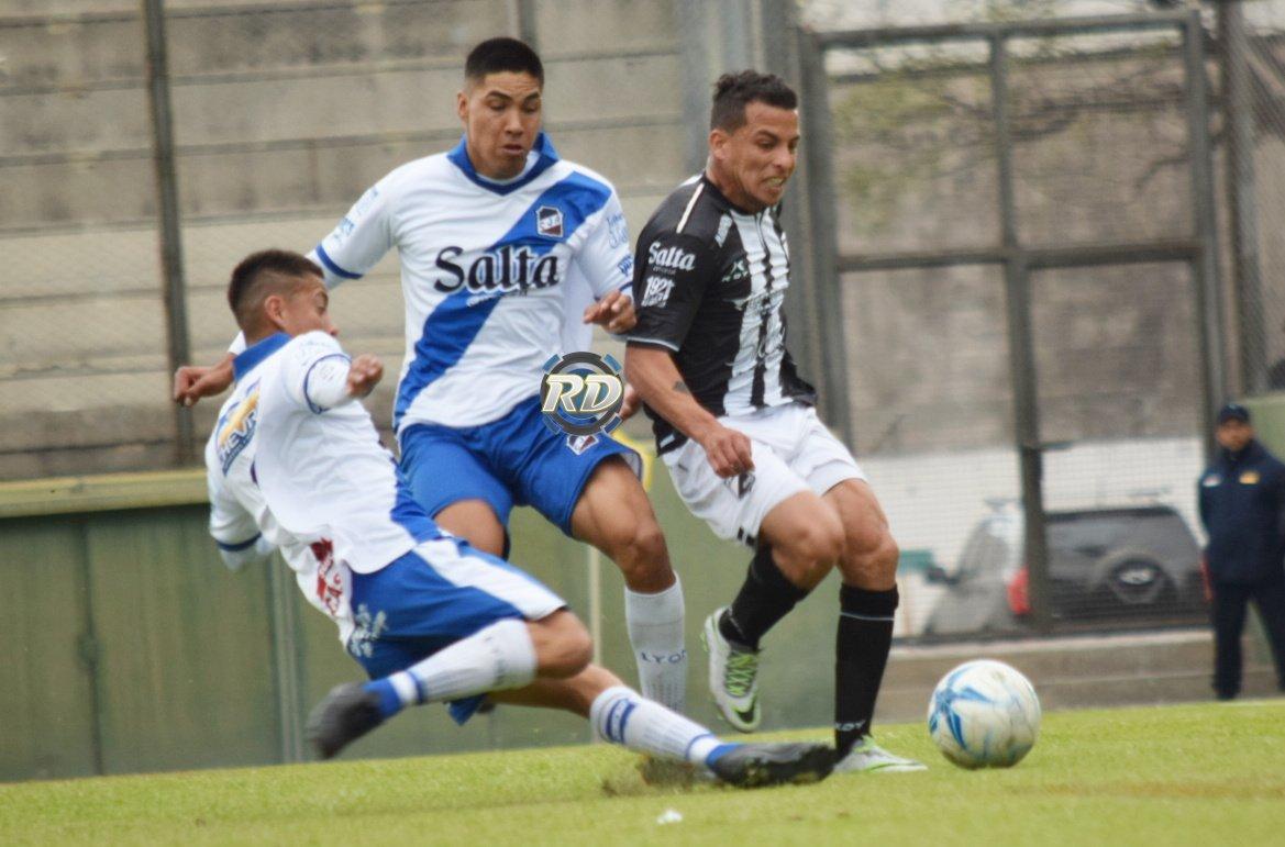 """Juventud y Central Norte empataron 2 a 2 por la """"Copa Amistad"""""""