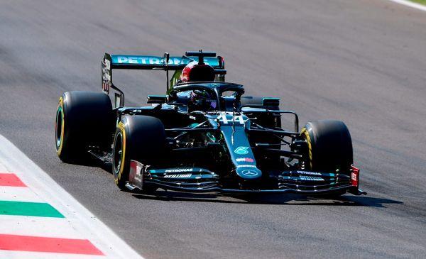 """Formula 1, Italia: Hamilton va por  la """"pole position"""""""