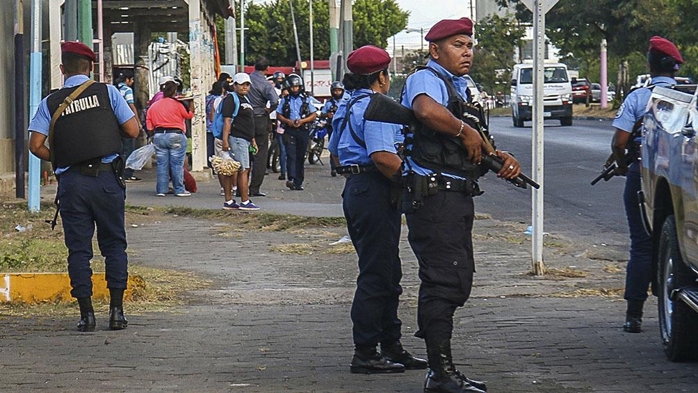 """argentina-y-mexico-llaman-a-sus-embajadores-por-la-""""preocupante""""-situacion-en-nicaragua"""